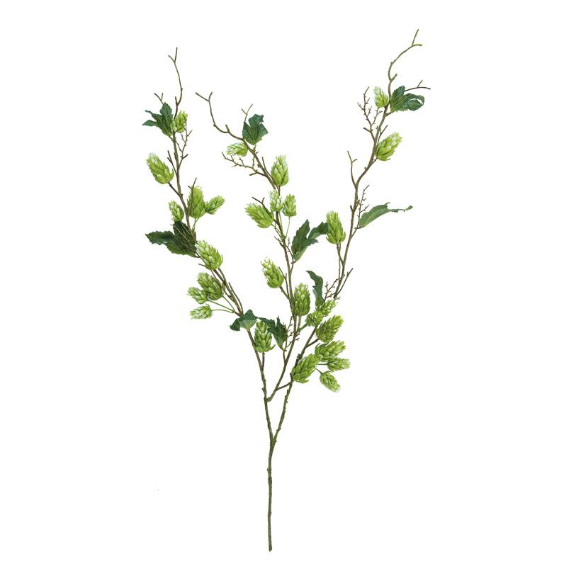 Hopfenzweig, 75cm 3-fach, 30-fach mit 9 Blätter