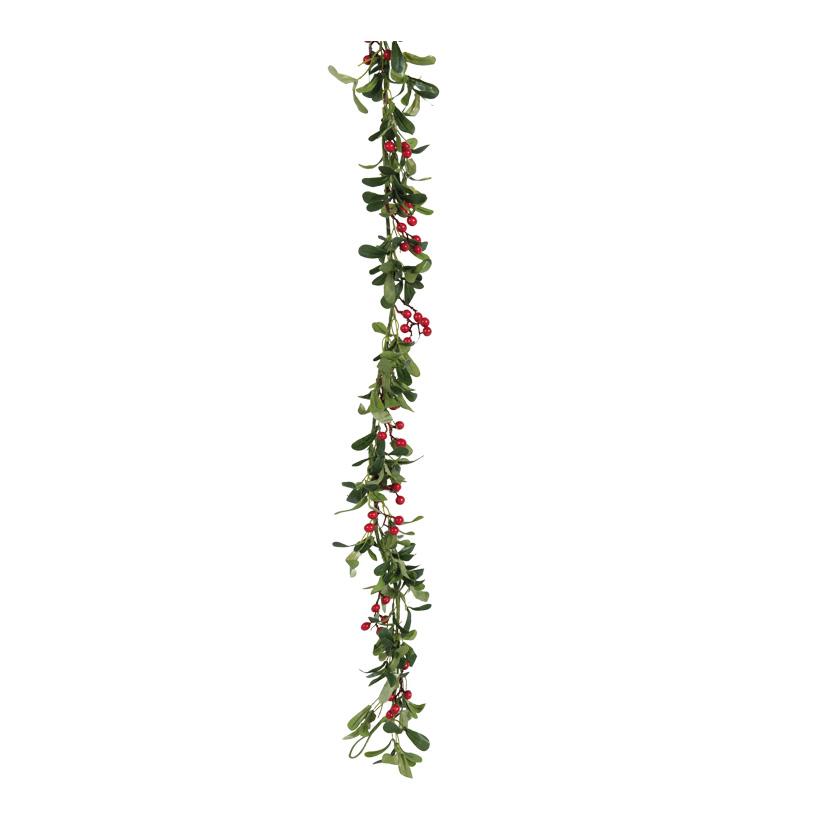 Mistelgirlande, 160x13cm mit Beeren