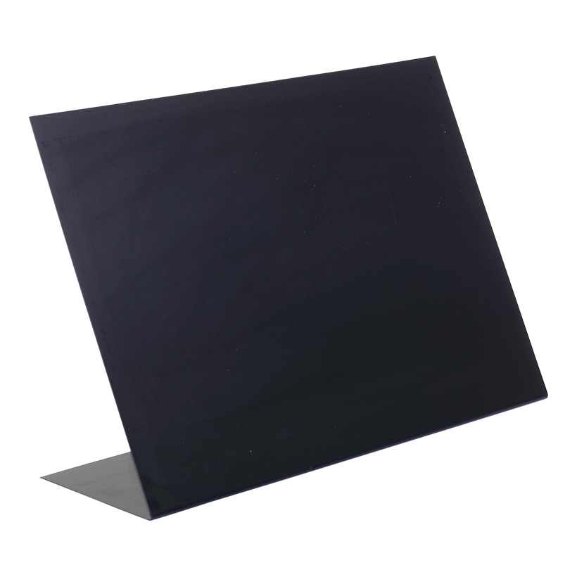 # L-Aufsteller 21x29,5 cm (H/B) Kunststoff