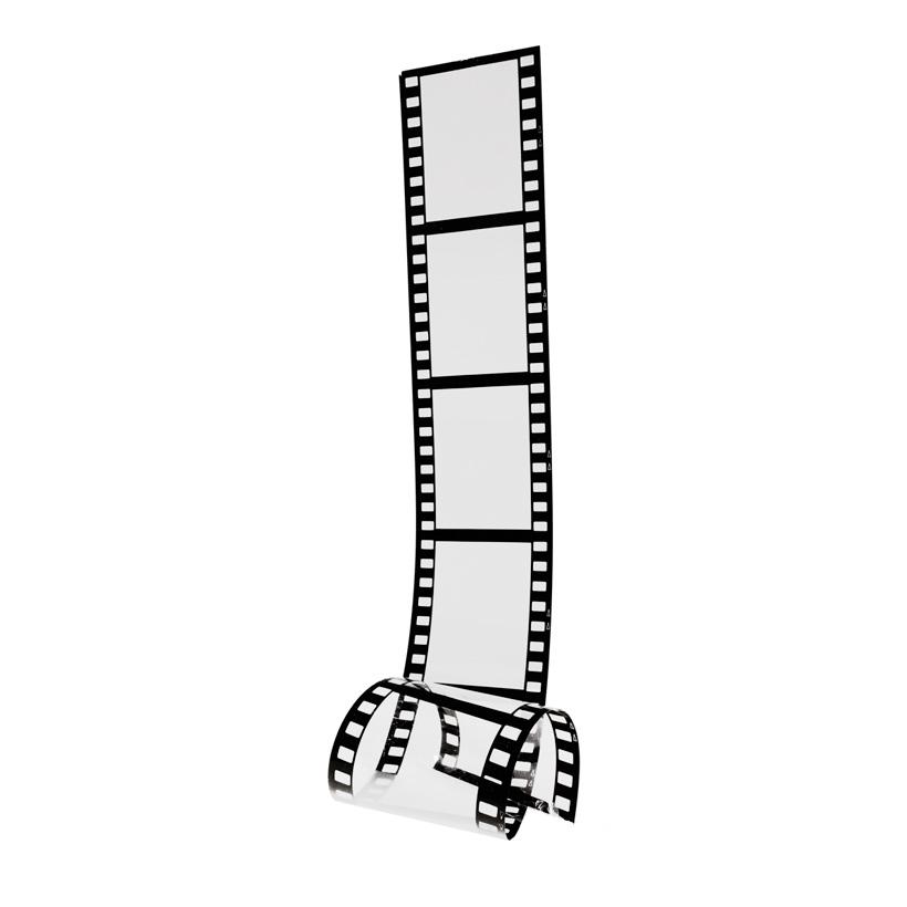 # Filmstreifen, 140x30cm, Kunststoff