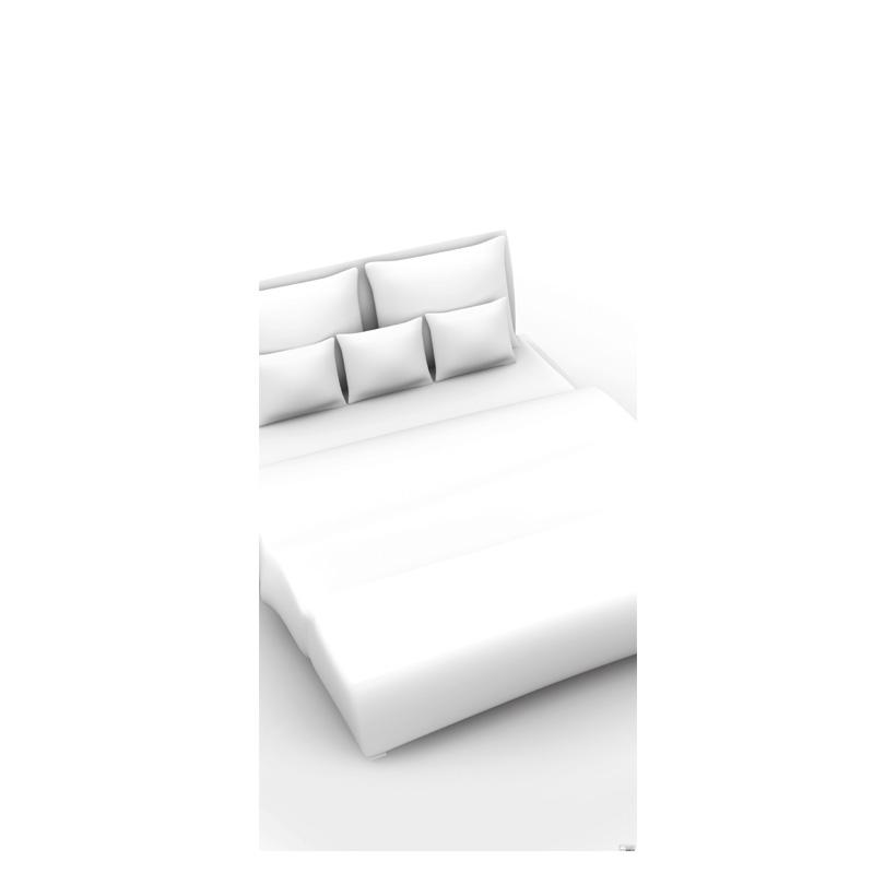 "# Motivdruck ""Bettgeflüster"", 180x90cm Stoff"