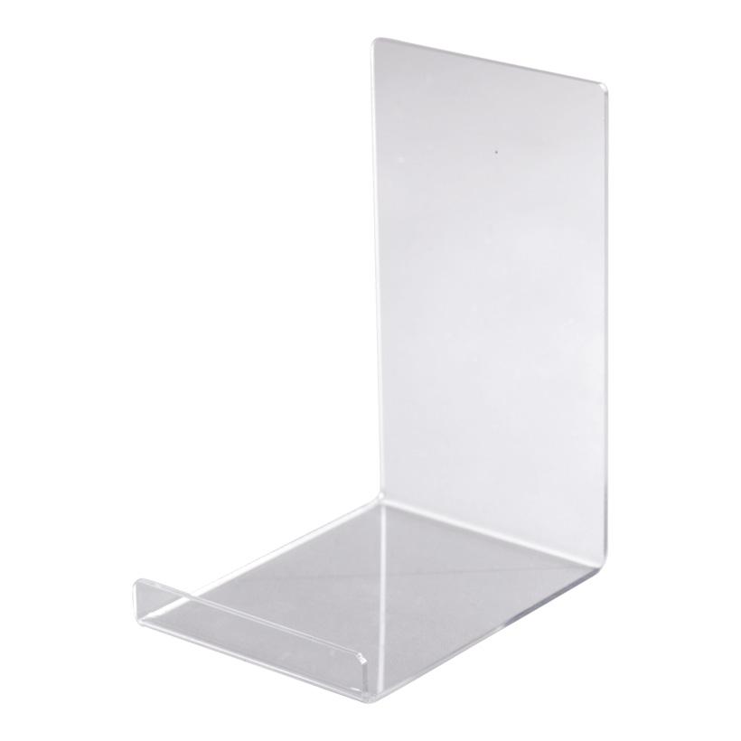 # Warenpräsenter 18x10x13 cm (H/B/T) Acrylglas