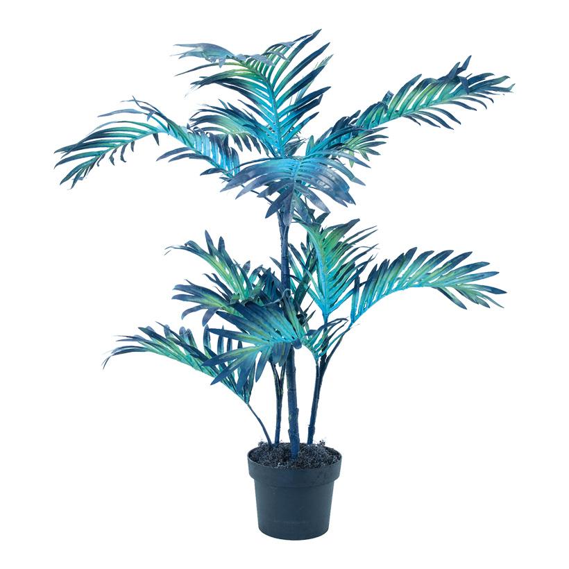 Palme, 90cm im Topf, künstlich