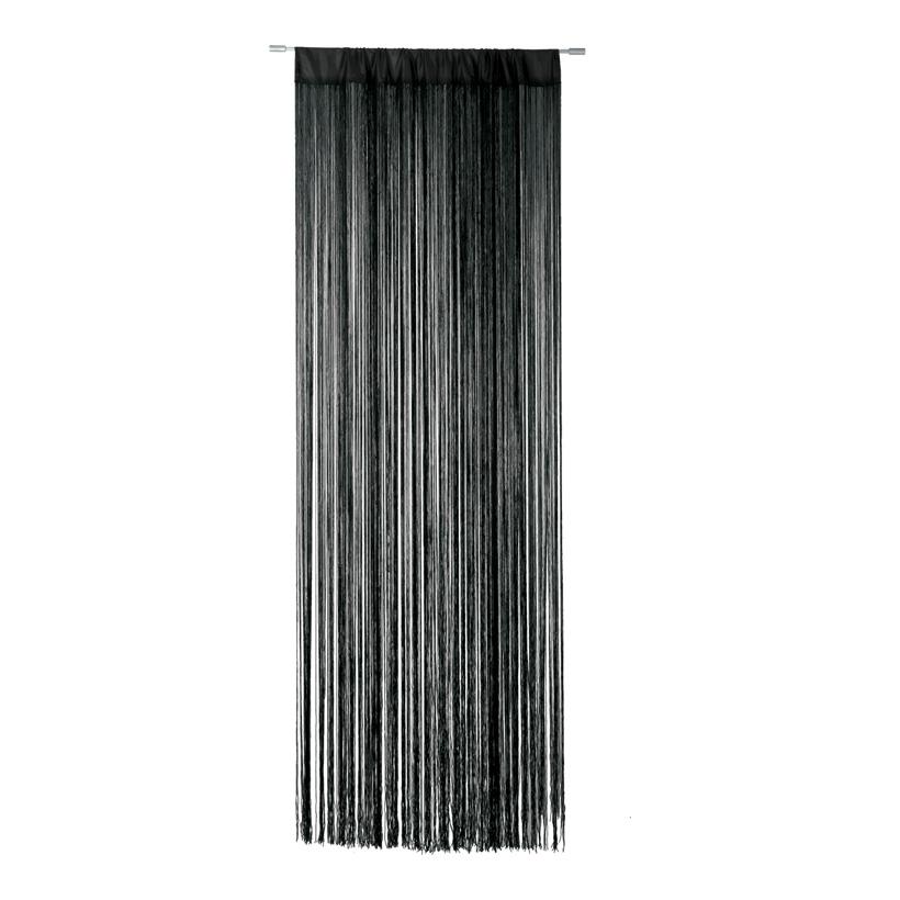 # Niagara Vorhang, 90x200cm, Fransenvorhang