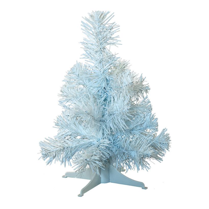 Tannenbaum mit Plastikfuß, 30cm, Ø26cm, 23 Tips