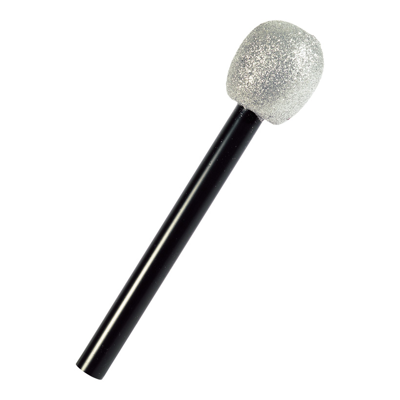 # Mikrofon, 26cm, Kunststoff