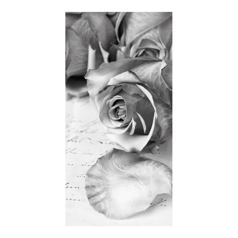 """# Motivdruck """"Romance"""", 180x90cm Papier"""