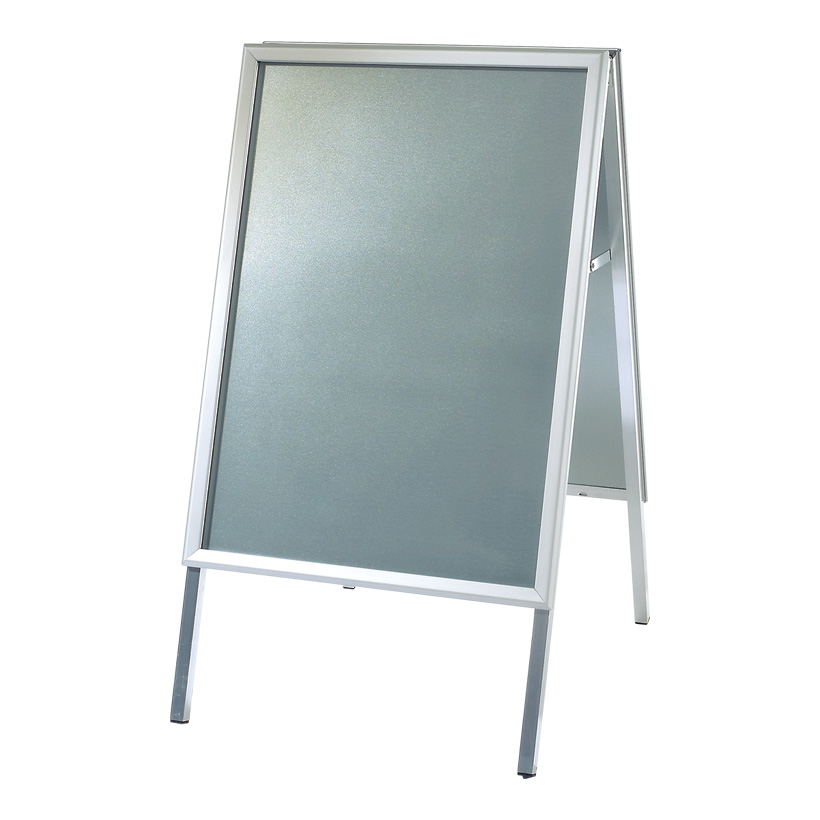 # Plakatständer 84x60 cm Aluminium, DIN A1
