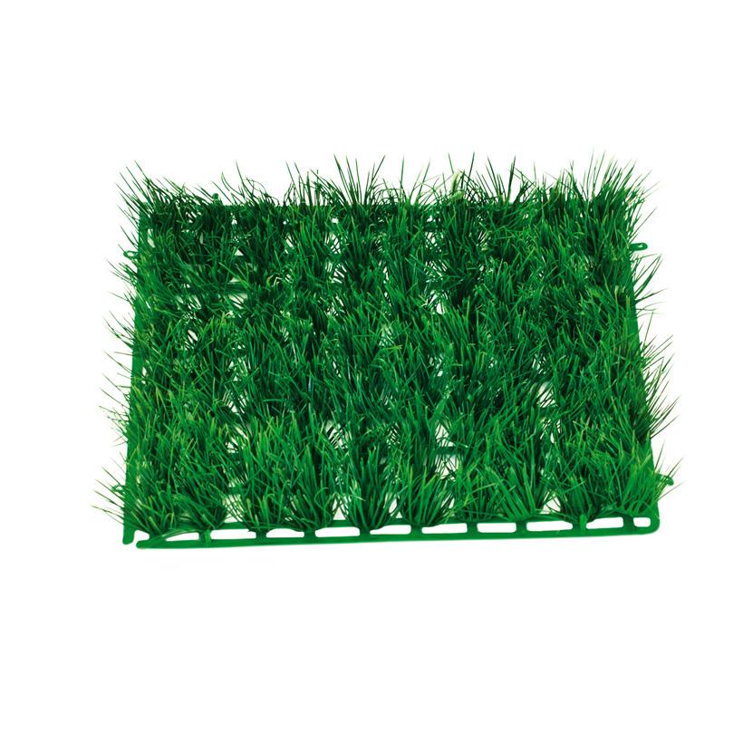 Grasplatte, 25x25cm, Kunststoff