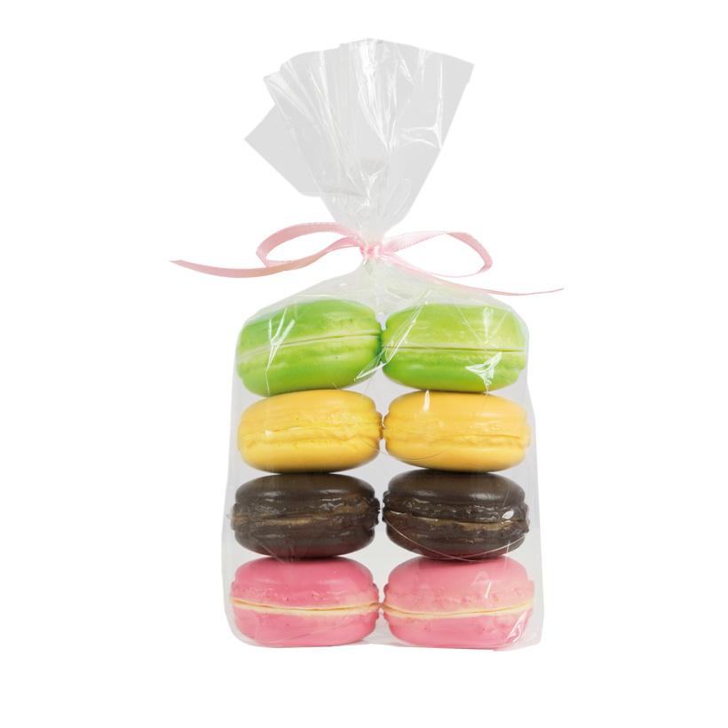 # Macarons, Ø 5cm, 8Stck./Beutel, Schaumstoff