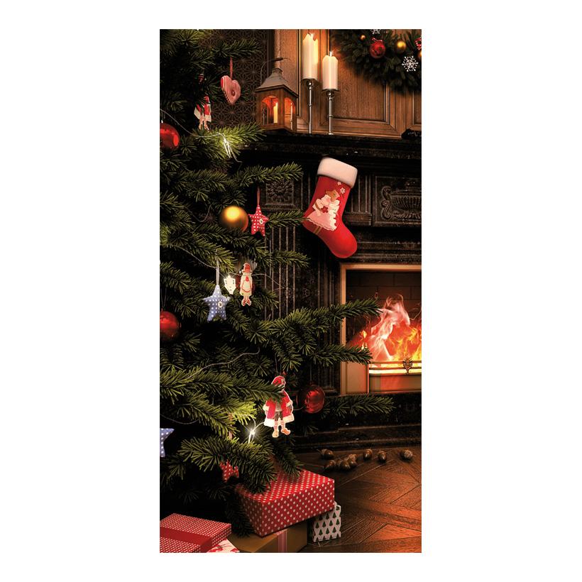 """# Motivdruck """"Weihnacht"""", 180x90cm Papier"""