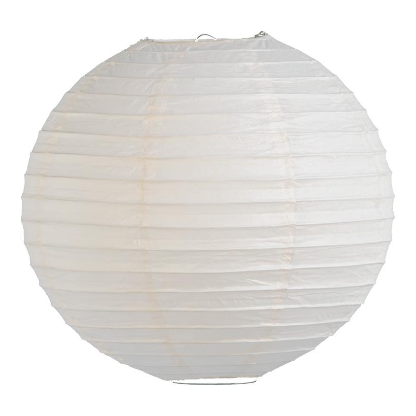 Lampion, Ø 60cm, Papier