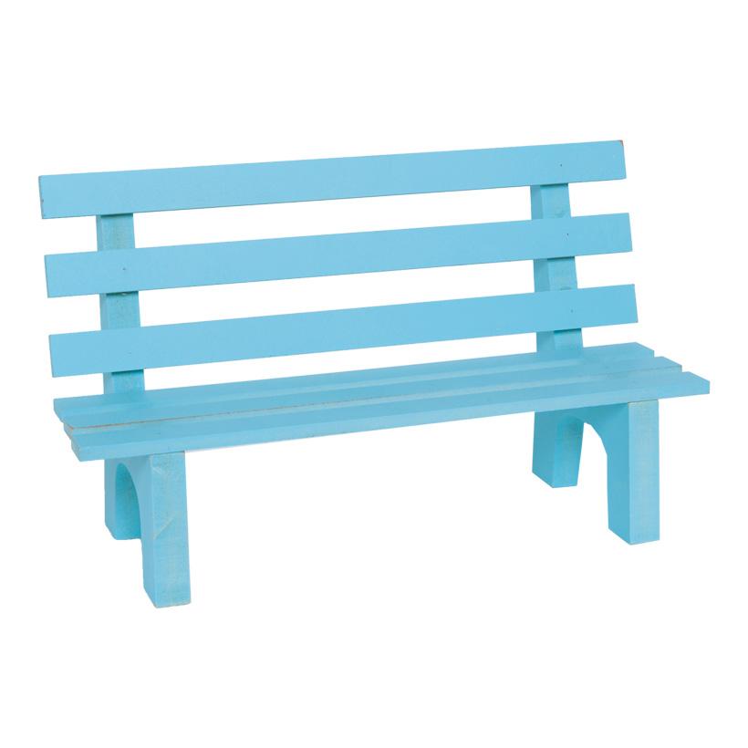 Sitzbank, 30x18cm, Holz