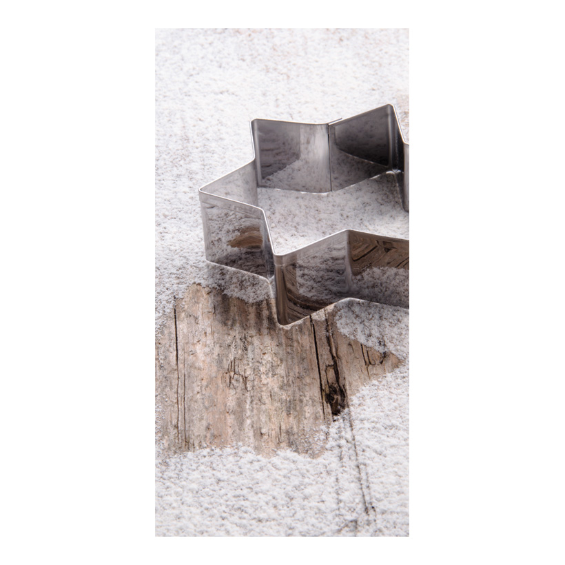 "# Motivdruck ""Ausstechform"", 180x90cm Stoff"