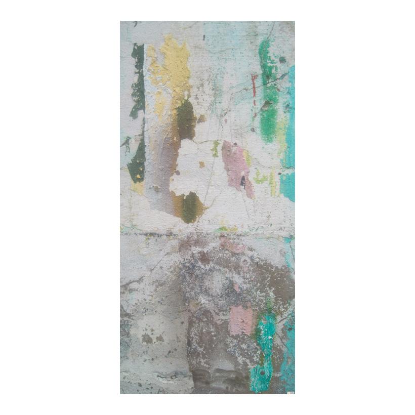 "# Motivdruck ""alter Wandanstrich"", 180x90cm Papier"