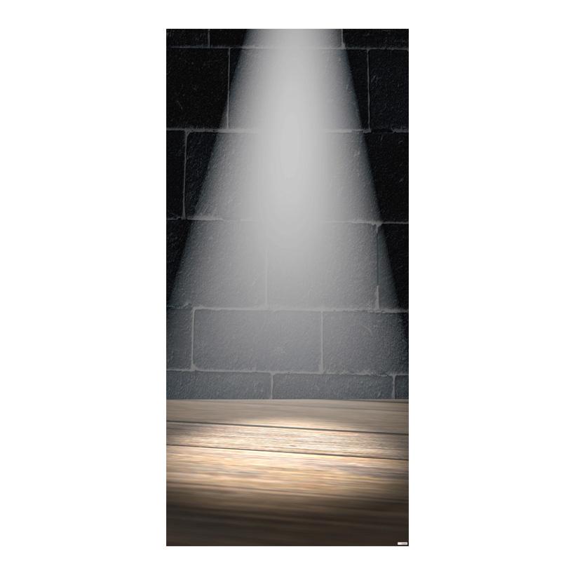 """# Motivdruck """"Spotlight"""", 180x90cm Stoff"""