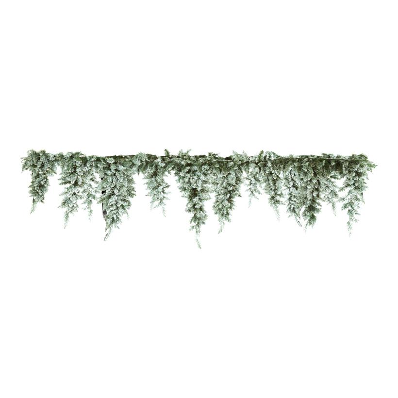 #Edeltannenfries beschneit, Ø 30cm, 270cm, 50, 60, 70cm Zapfenlänge
