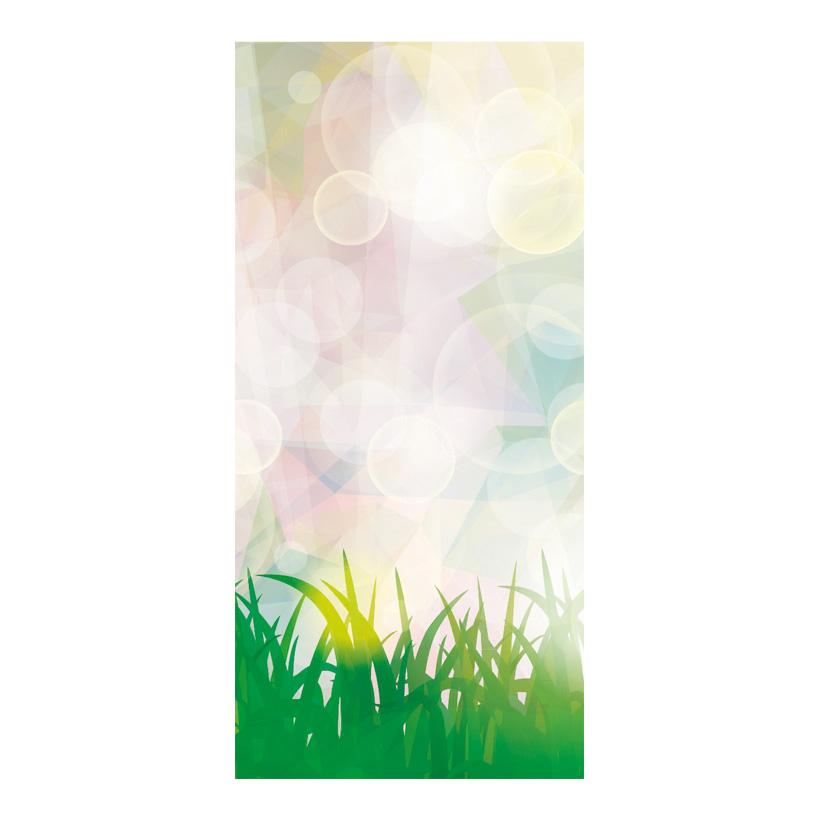 """# Motivdruck """"Gras Abstrakt"""", 180x90cm Stoff"""