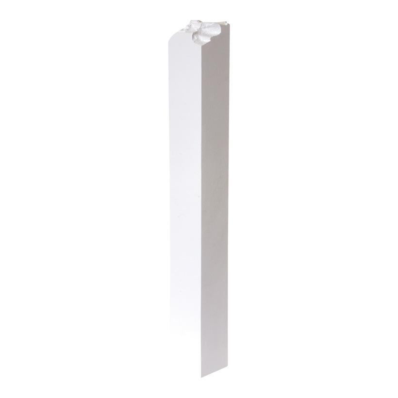 # Riesen-Kreidestück 80x10x10 cm (H/W/D), Styropor