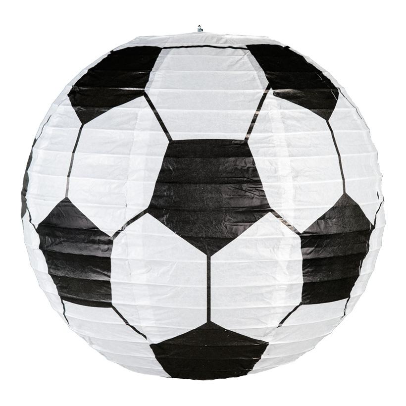 "Laterne ""Fußball"" Ø60cm aus Papier"