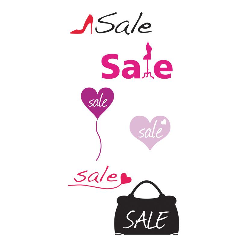 """# Motivdruck """"Ladies Sale"""", 180x90cm Papier"""