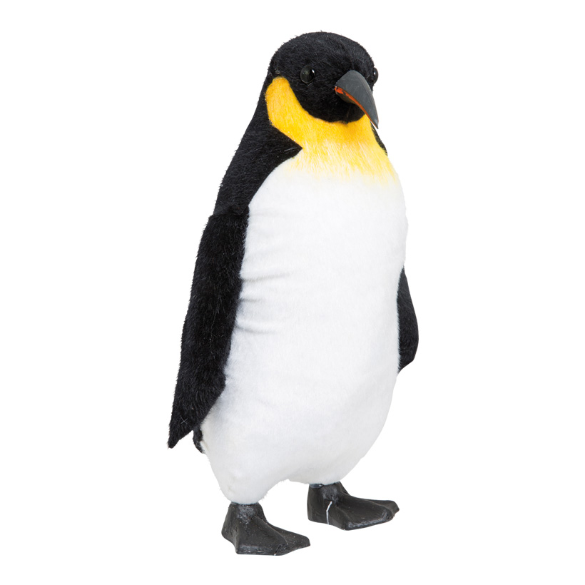 Pinguin, 27x12cm, stehend, Styropor