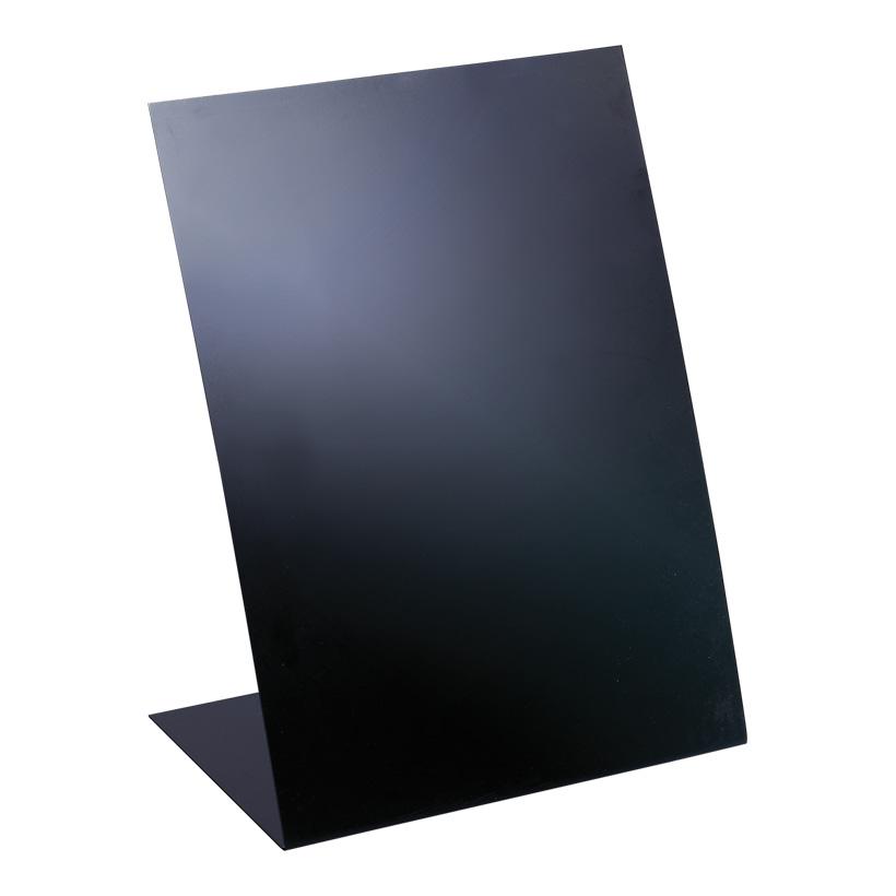 # L-Aufsteller 29,5x21,0 cm (H/B) Kunststoff