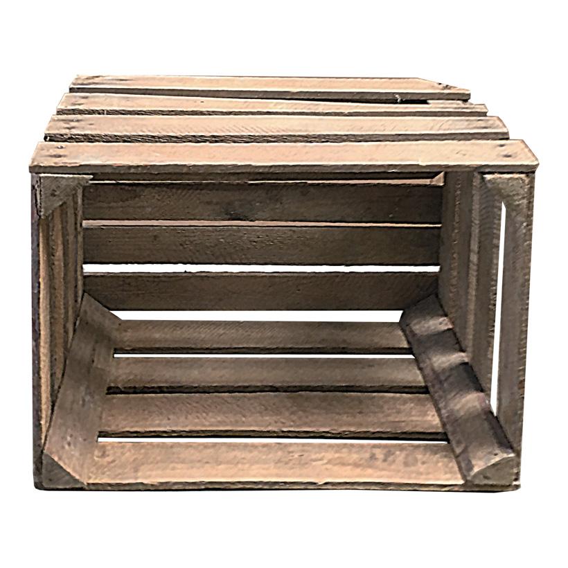 Obstkiste, 50x40x30cm, Holz