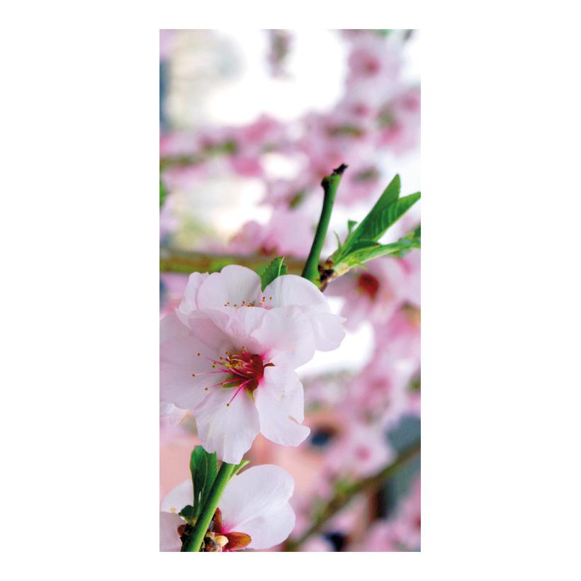 "# Motivdruck ""Blütenzauber"", 180x90cm Papier"