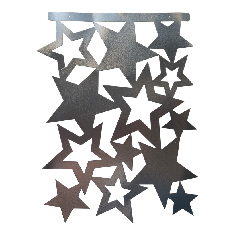 # Sternenvorhang, 52x68cm aus Karton