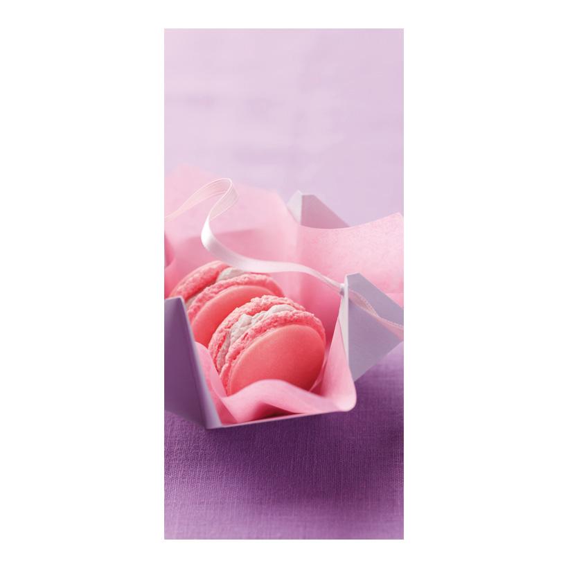 "# Motivdruck ""Macarons"", 180x90cm Papier"