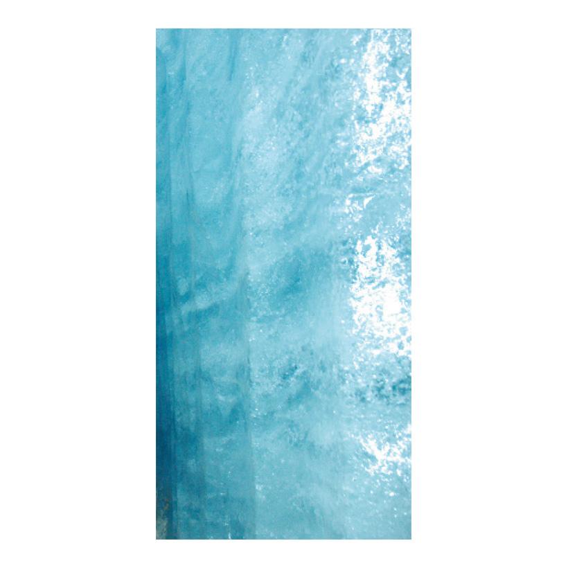 "# Motivdruck ""Eishöhle"", 180x90cm Stoff"