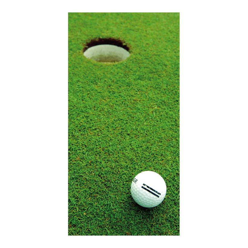 "# Motivdruck ""Golf"", 180x90cm Papier"