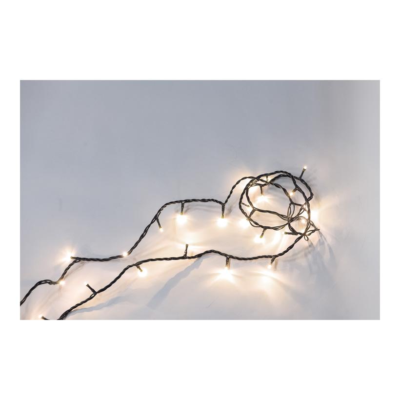 LED-Lichterkette, 1000cm, 100-fach, 10x koppelbar, 230V Stecker, für Innen