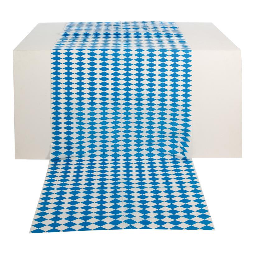 """# Tischdecke """"Bavaria"""", 260x80cm, wetterfest, PVC"""