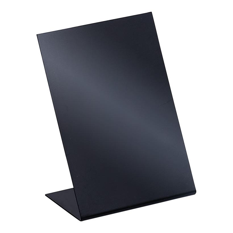 # L-Aufsteller 10,5x7,5 cm (H/B) Kunststoff