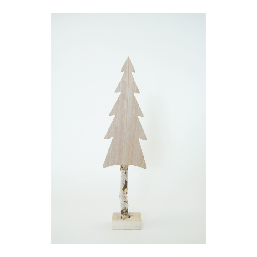 Baum, 59x15x6cm aus Holz