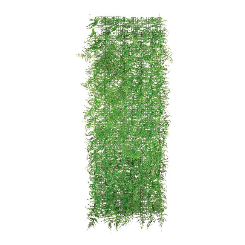 Farnteppich 30x90 cm Kunststoff