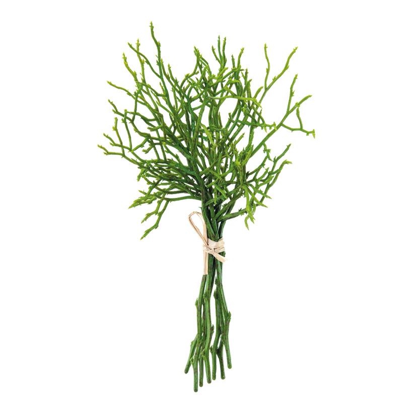 Heidelbeerblütenbund, 24cm 7-fach, künstlich