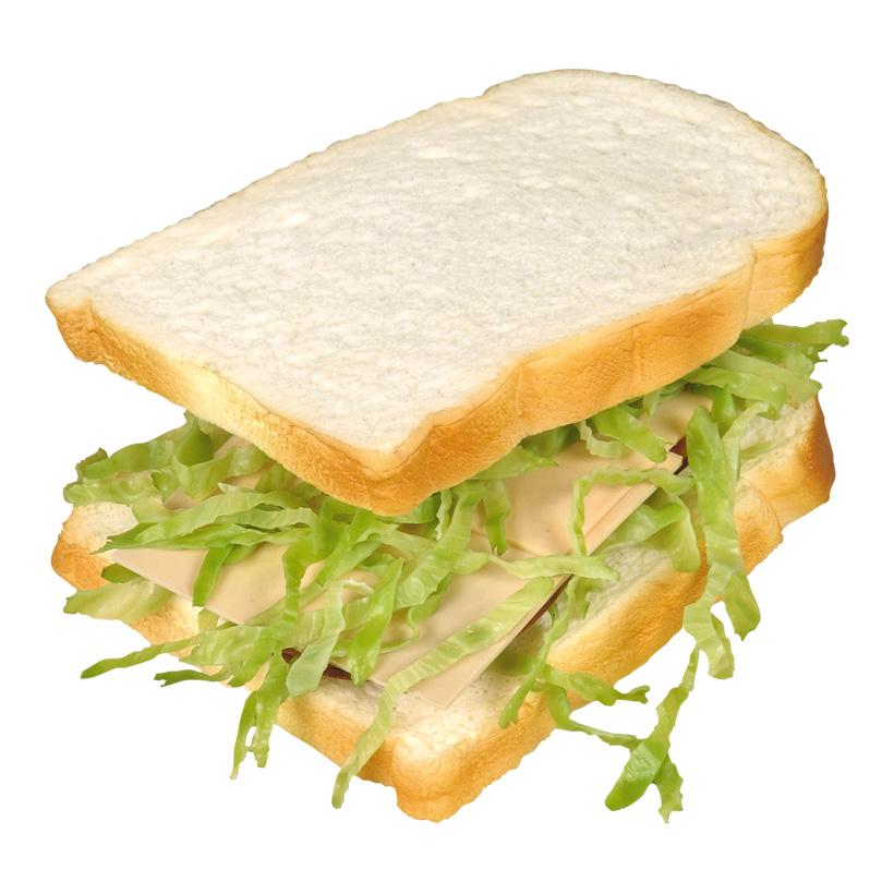 # Sandwich, 15x12cm, Kunststoff