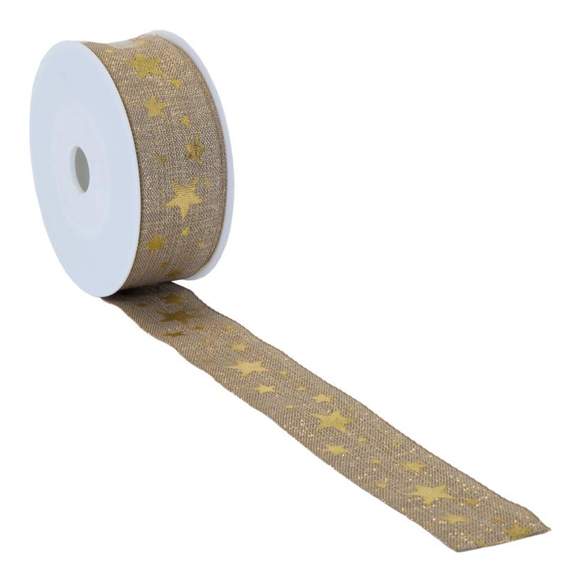 # Druckband, L: 20m B: 35mm Sterne