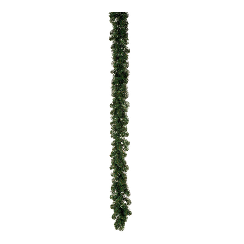 Edeltannengirlande, 270cm Ø 35cm mit 240 Tips, schwer entflammbar