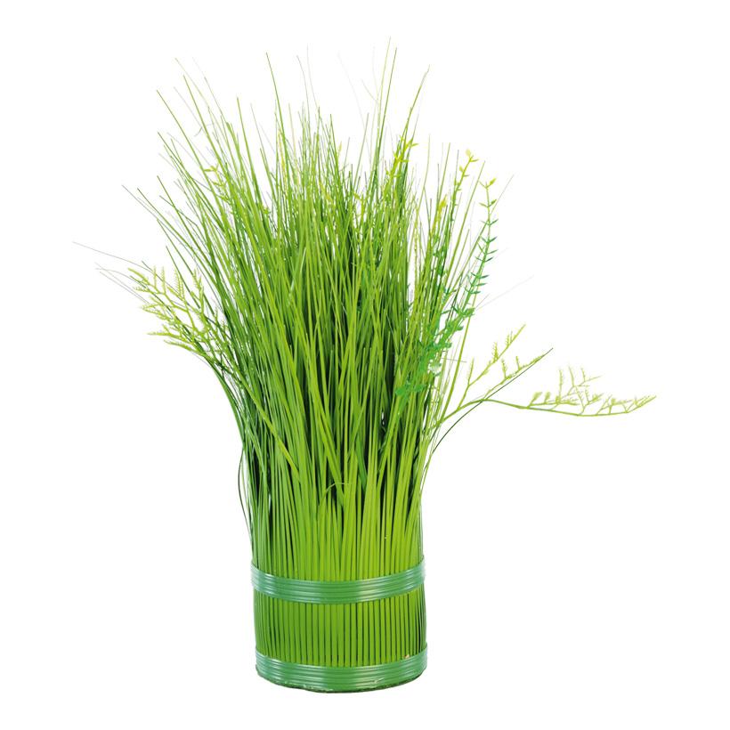 Grasbündel, Ø 10cm, 35cm, Kunststoff