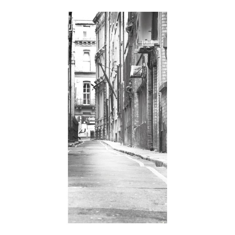 """# Motivdruck """"Backyard"""", 180x90cm Stoff"""