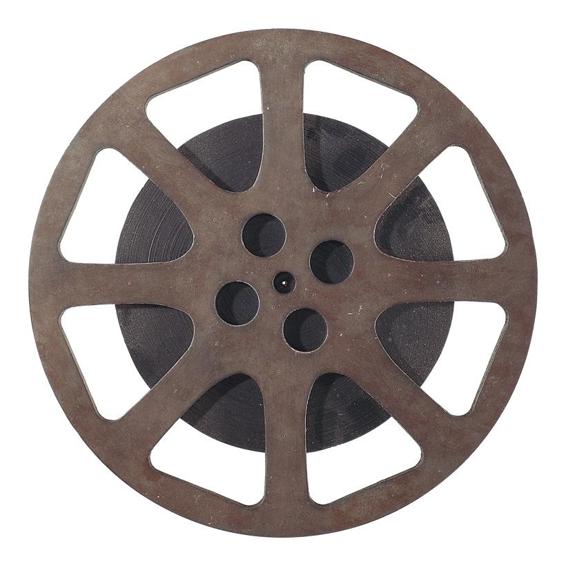 # Filmspule Ø 28 cm Holz
