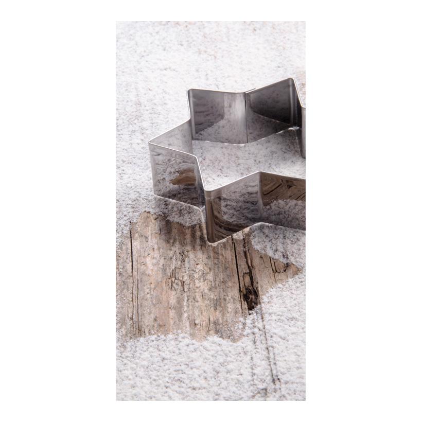 "# Motivdruck ""Ausstechform"", 180x90cm Papier"