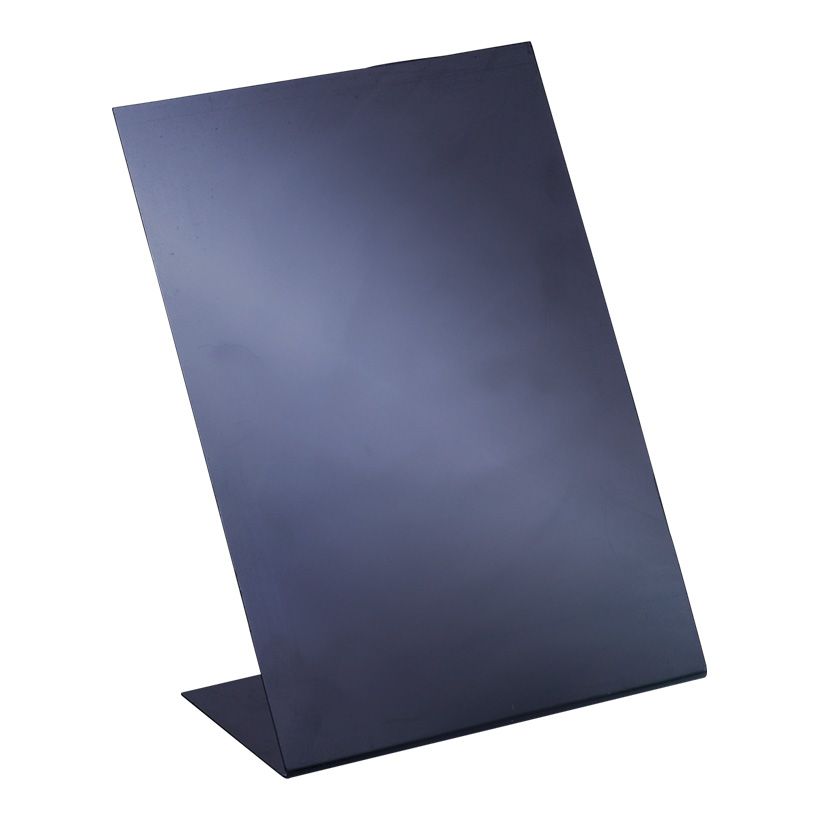 # L-Aufsteller 21,0x15,0 cm (H/B) Kunststoff