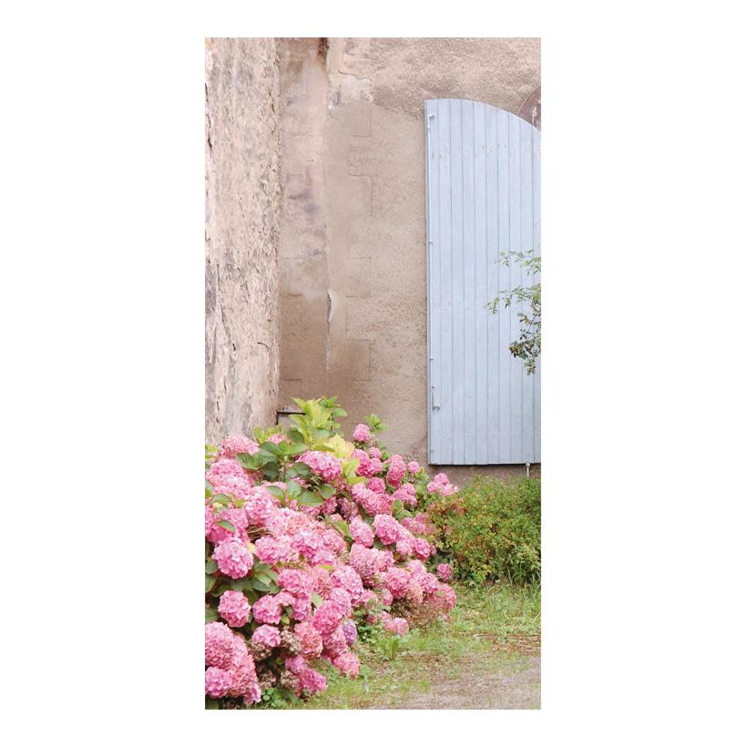 "# Motivdruck ""Fensterladen "", 180x90cm Papier"