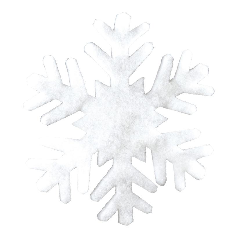 Schneeflocke, Ø 41cm, aus 2cm Schneematte
