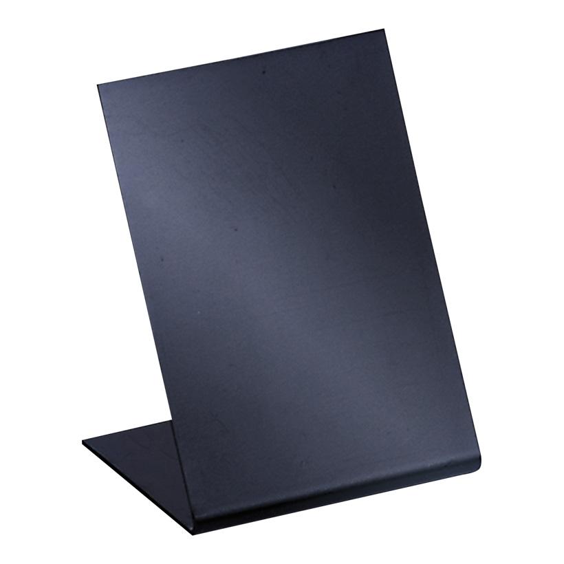 # L-Aufsteller 7,5x5 cm (H/B) Kunststoff